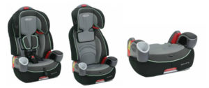 3 different modes of graco nautilus 65 lx