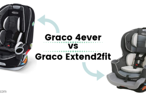 Graco 4ever vs Graco Extend2fit Review