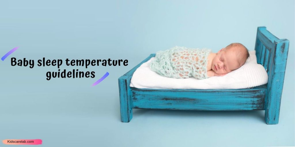 Baby-sleep-temperature-guidelines