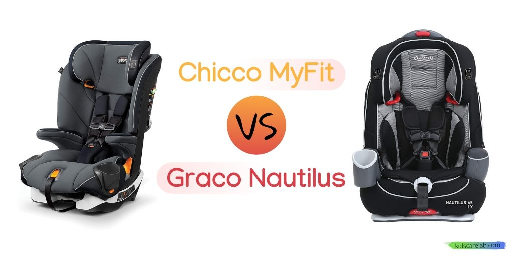 Chicco MyFit vs Graco Nautilus