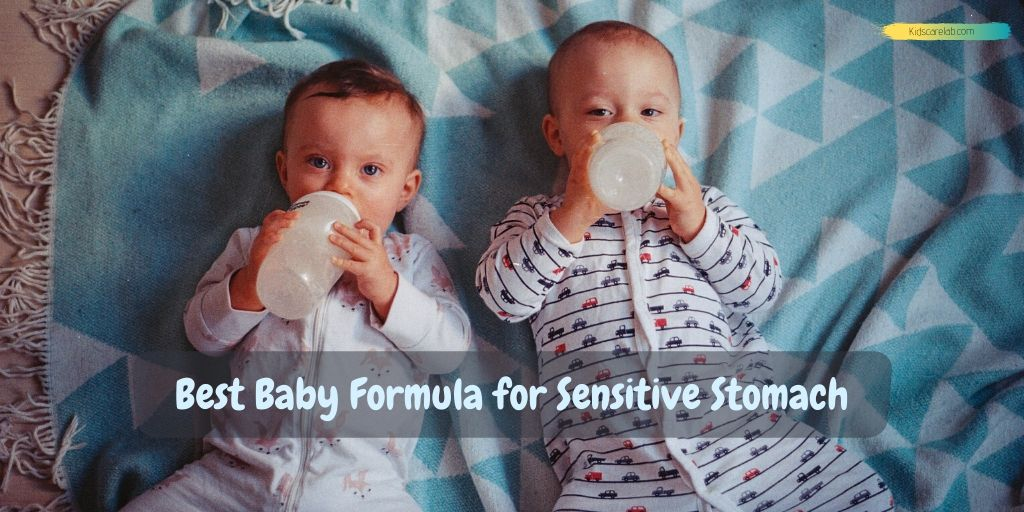 Best Baby Formula for Sensitive Stomach