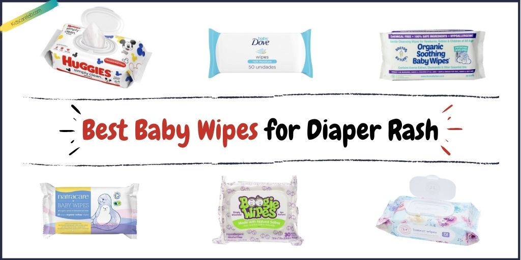 Best Baby Wipes for Diaper Rash