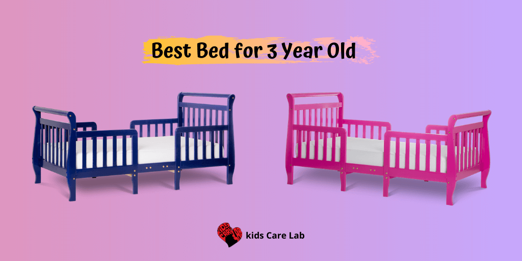Best bed for 3 year old